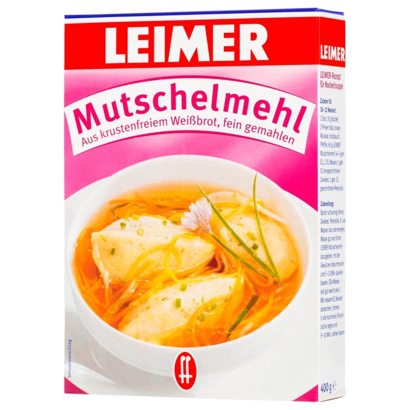 Leimer Mutschelmehl 400g