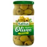 Kattus Grüne Oliven entsteint 160g