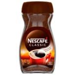 Nescafé Classic löslicher Bohnenkaffee 100g