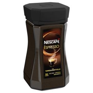 Nescafé Typ Espresso Löslicher Kaffee 100g