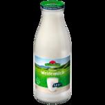 Schwarzwaldmilch Weidemilch 3,8% 1L Flasche