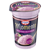 Rotwein-Mousse 100g