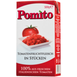 Pomito Stückige Tomaten 500g