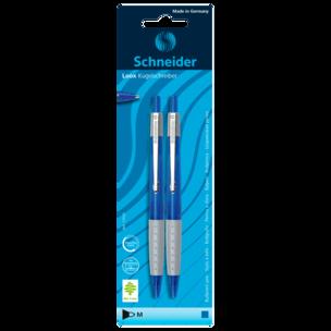 Schneider Kugelschreiber Loox 2 Stück