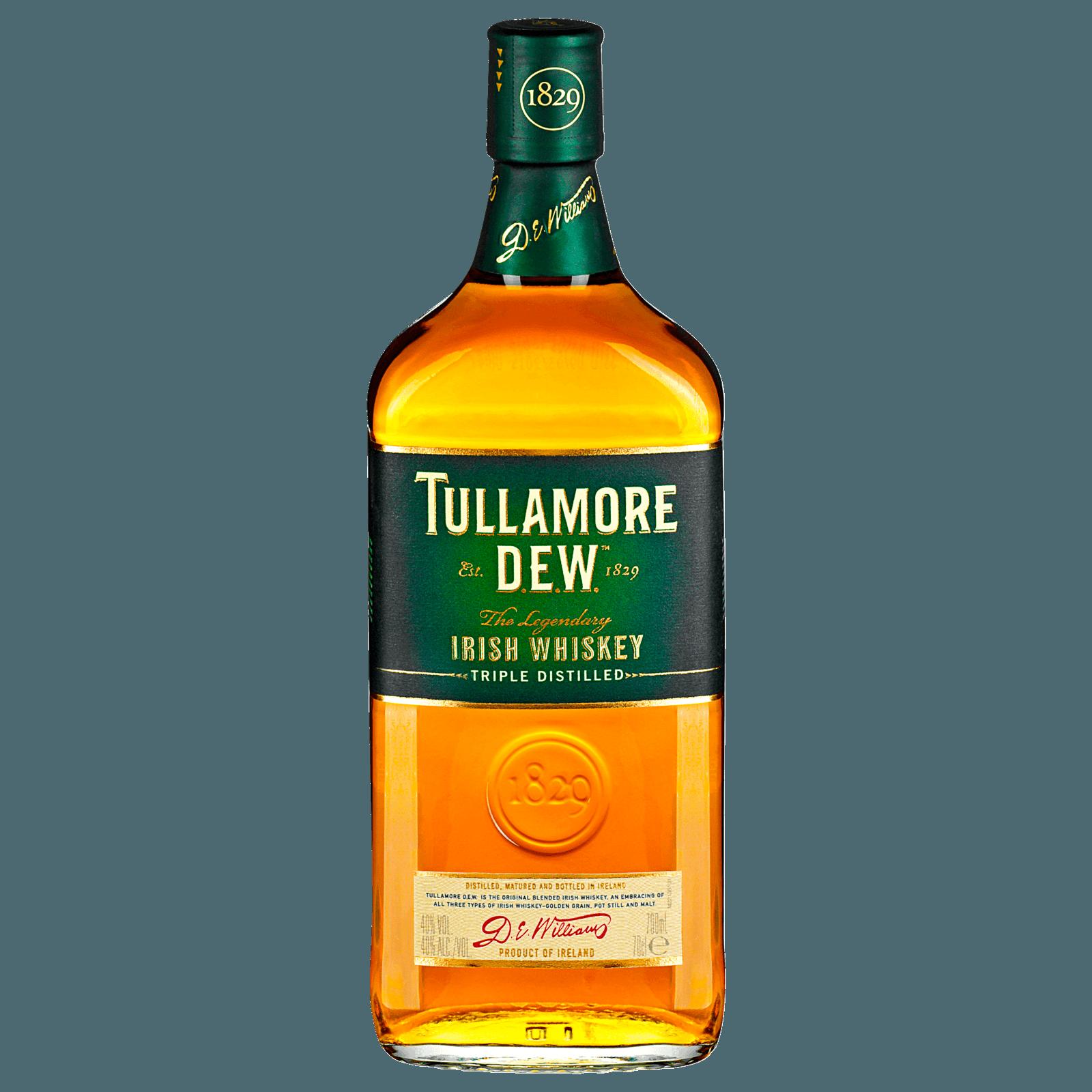 Tullamore Dew Irish Whiskey 0,7l bei REWE online bestellen!