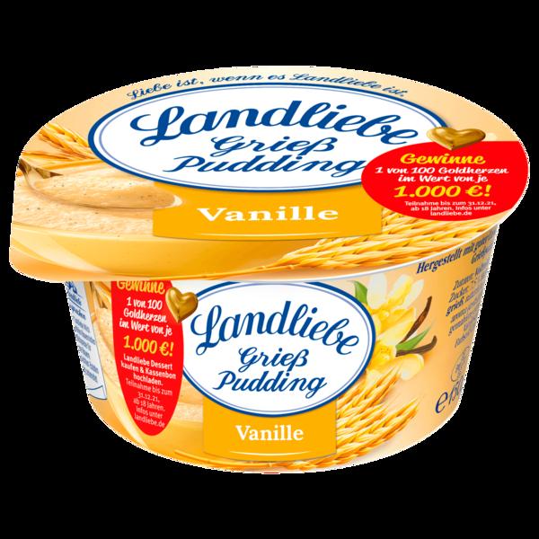 Landliebe Grießpudding mit feiner Vanille 150g