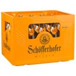 Schöfferhofer Kristallweizen 20x0,5l
