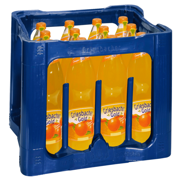 Griesbacher Gold Orangenlimo 12x0,75l