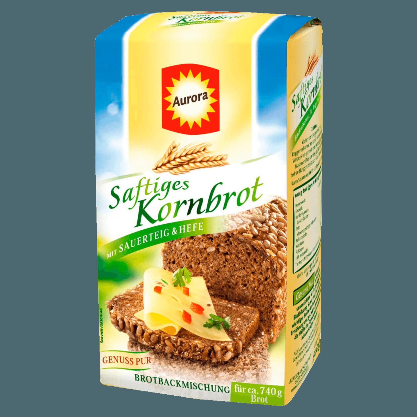 Aurora Saftiges Kornbrot 20,20kg bei REWE online bestellen