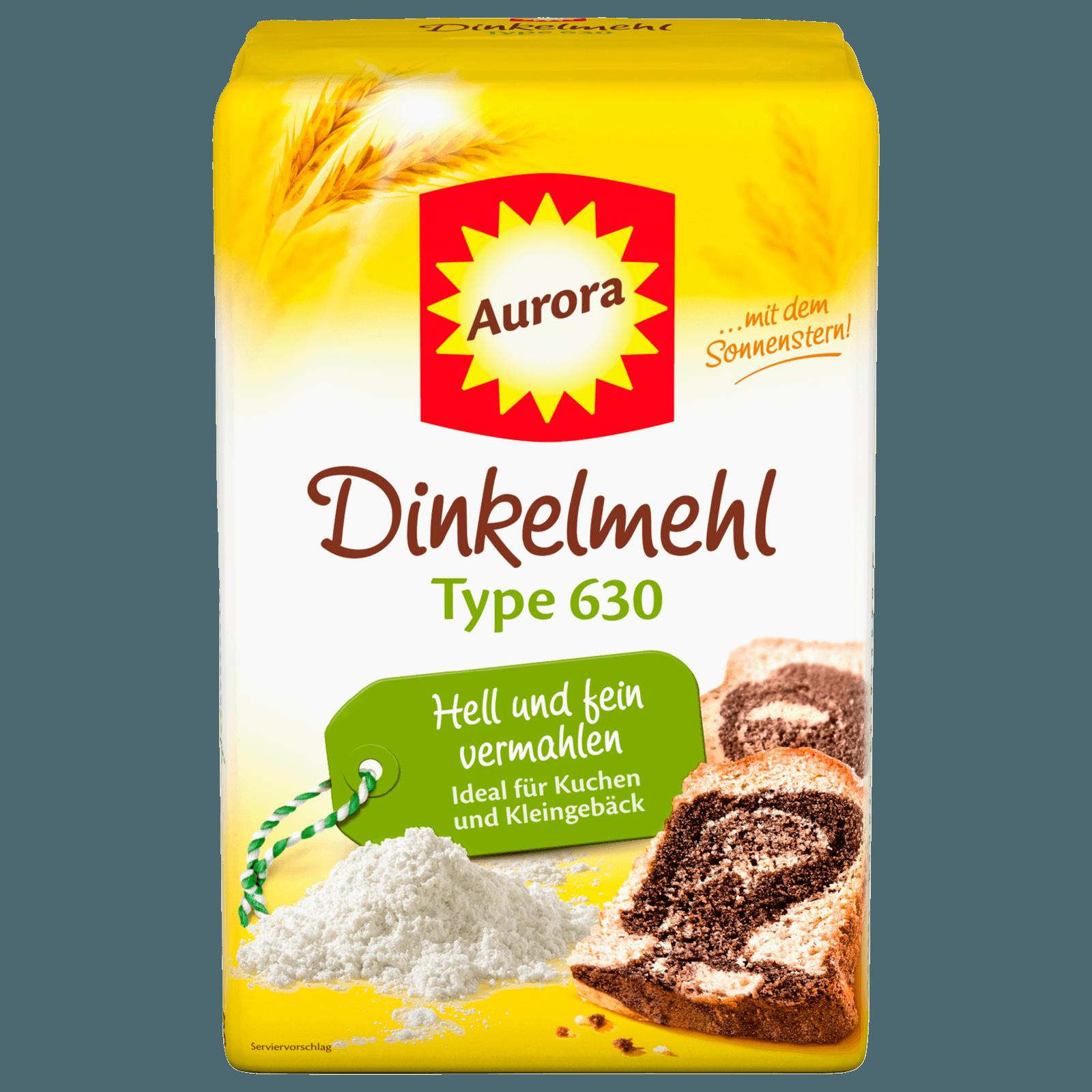 Aurora Dinkelmehl Type 630 1kg Bei Rewe Online Bestellen