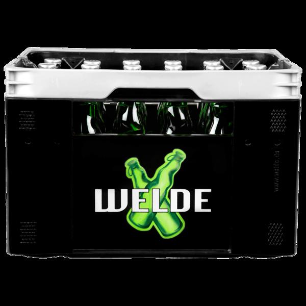 Welde No. 1 Premium Pils 24x0,33l