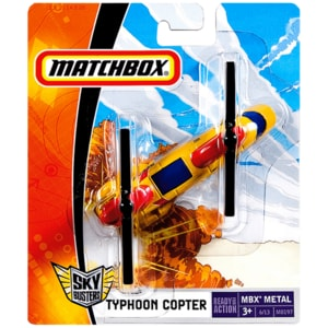 Matchbox Skybuster
