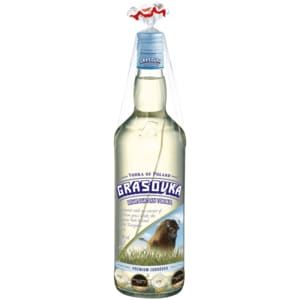 Grasovka Wodka 40% 0,5l