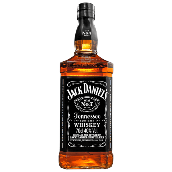 Jack Daniel's Tennessee Whiskey 0,7l
