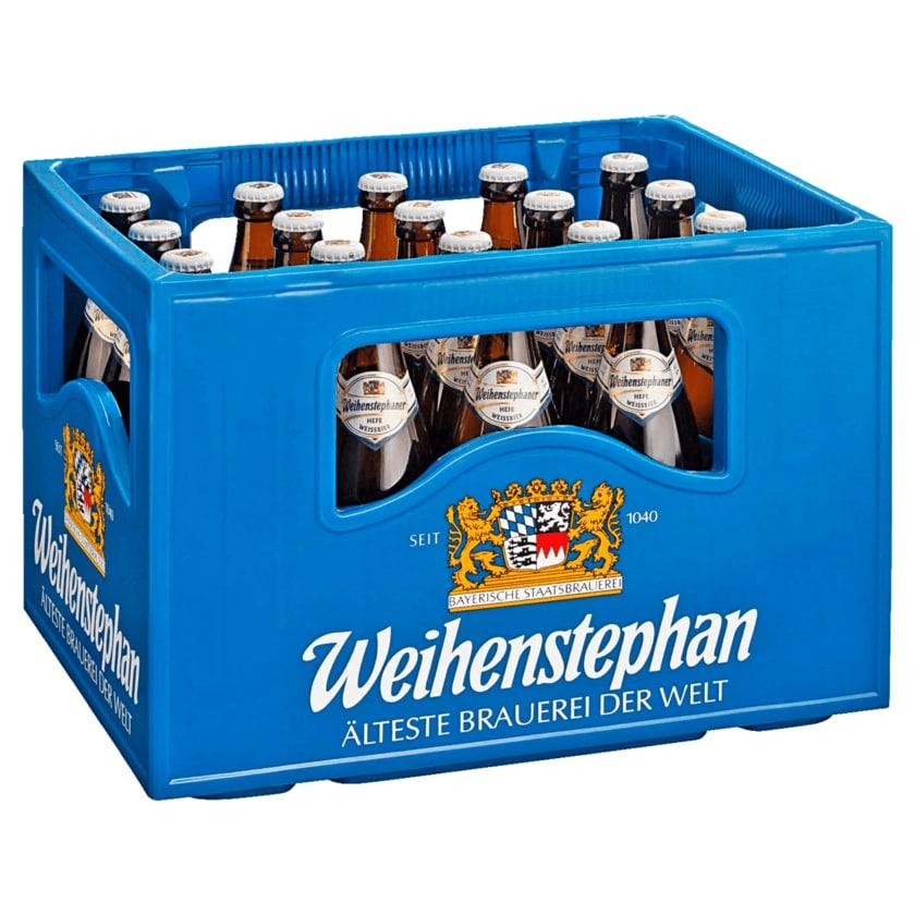 Weihenstephaner Hefe-Weißbier hell 20x0,5l