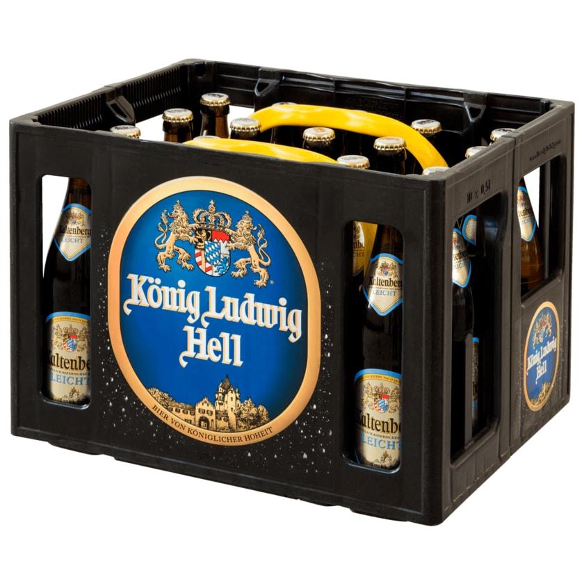 König Ludwig leicht hell 20x0,5l