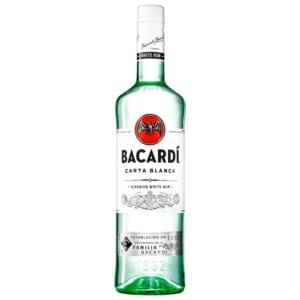 Bacardi Rum Superior 1l
