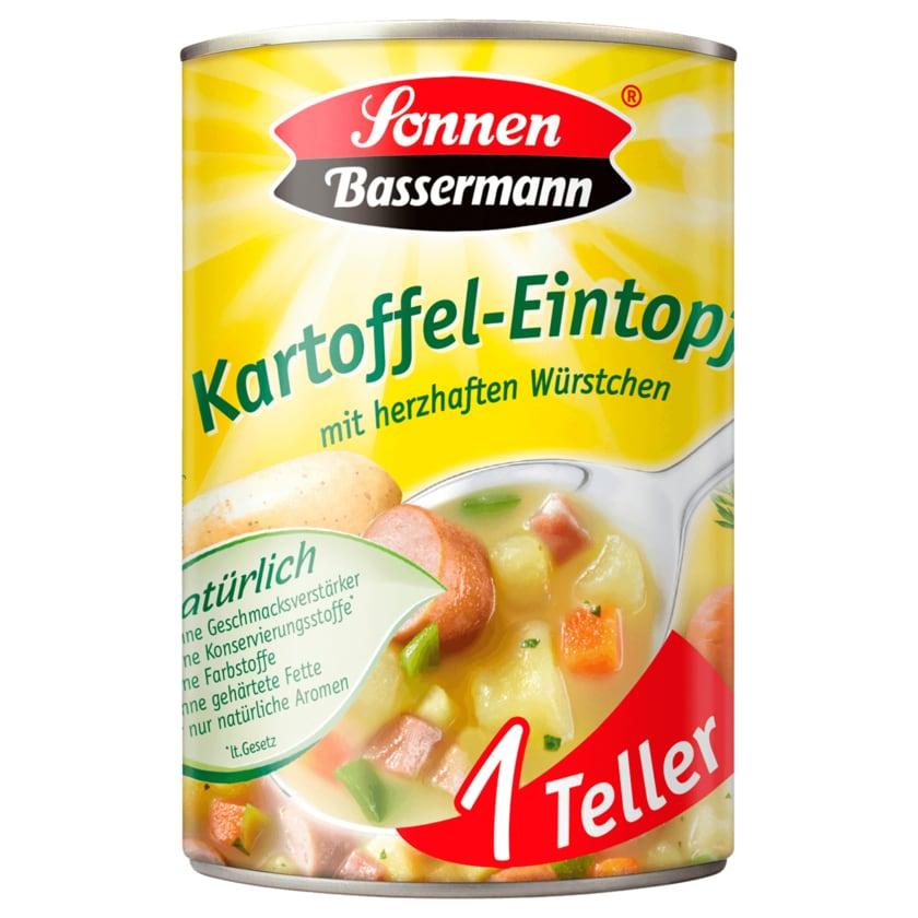 Sonnen Bassermann Kartoffeltopf 400g