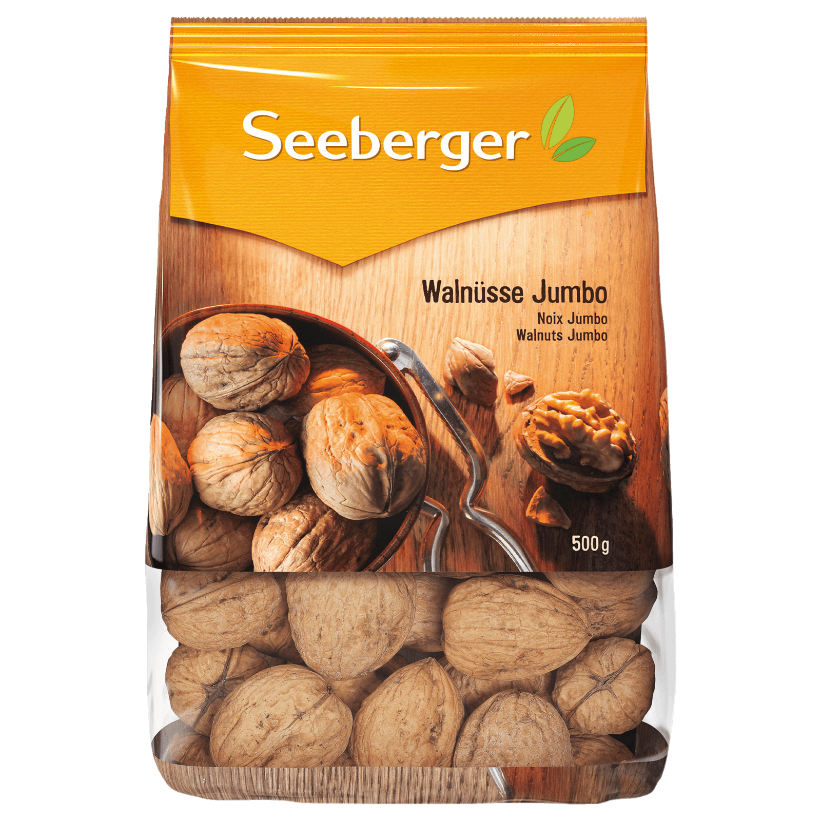 Berühmt Seeberger Walnüsse Jumbo 500g bei REWE online bestellen! &UU_71