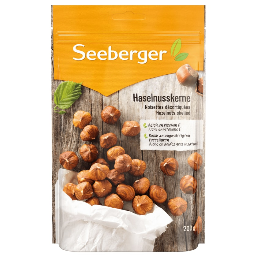 Seeberger Haselnusskerne 200g