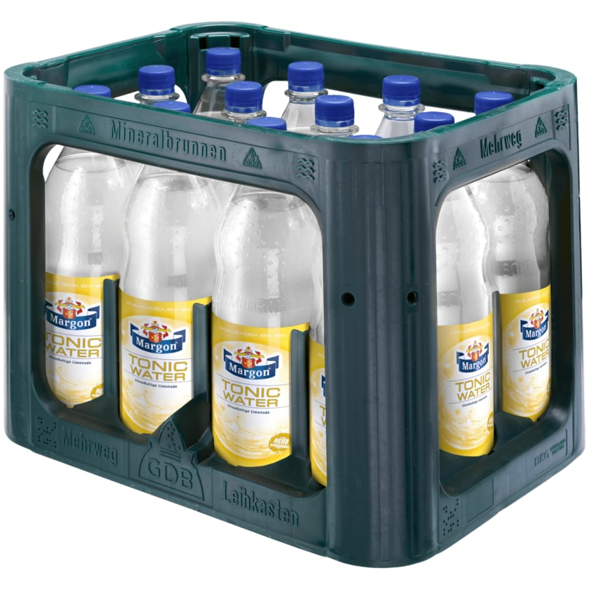 Margon Tonic Water 12x1l
