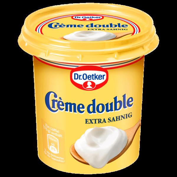 Dr. Oetker Creme Double 42% Fett 125g