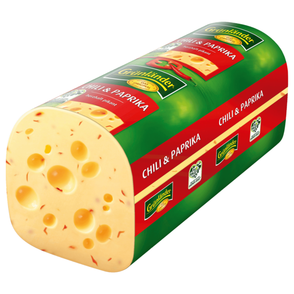 Grünländer Chili-Paprika