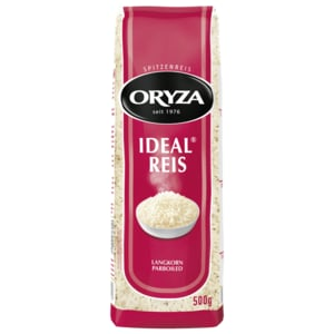 Oryza Ideal-Reis 500g
