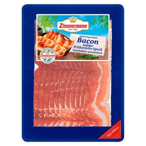 zimmermann bacon 70g bei rewe online bestellen. Black Bedroom Furniture Sets. Home Design Ideas
