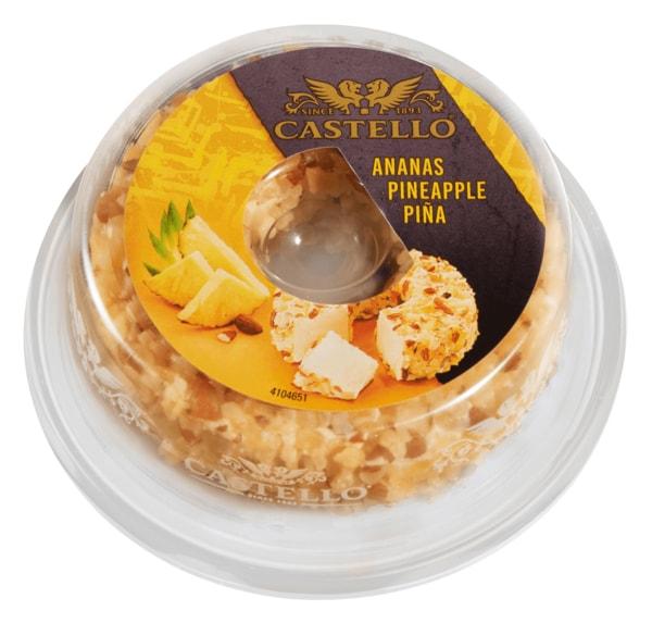 Castello Ananas-Ring 125g