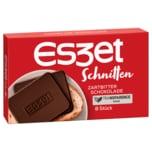 Eszet Schnitten Zartbitter 75g