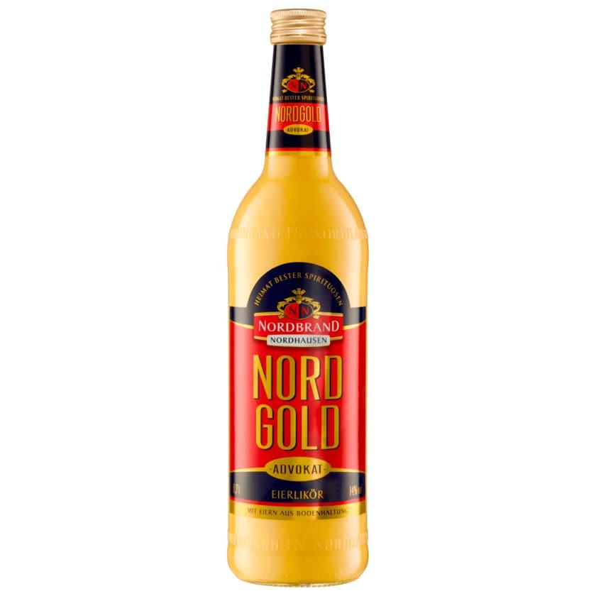Nord Gold Eierlikör Advokat 0,7l