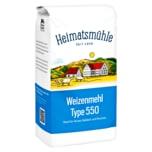 Heimatsmühle Weizenmehl 550 1kg