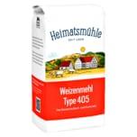 Heimatsmühle Weizenmehl Type 405 2,5kg