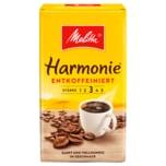 Melitta Café Harmonie entkoffeiniert 500g