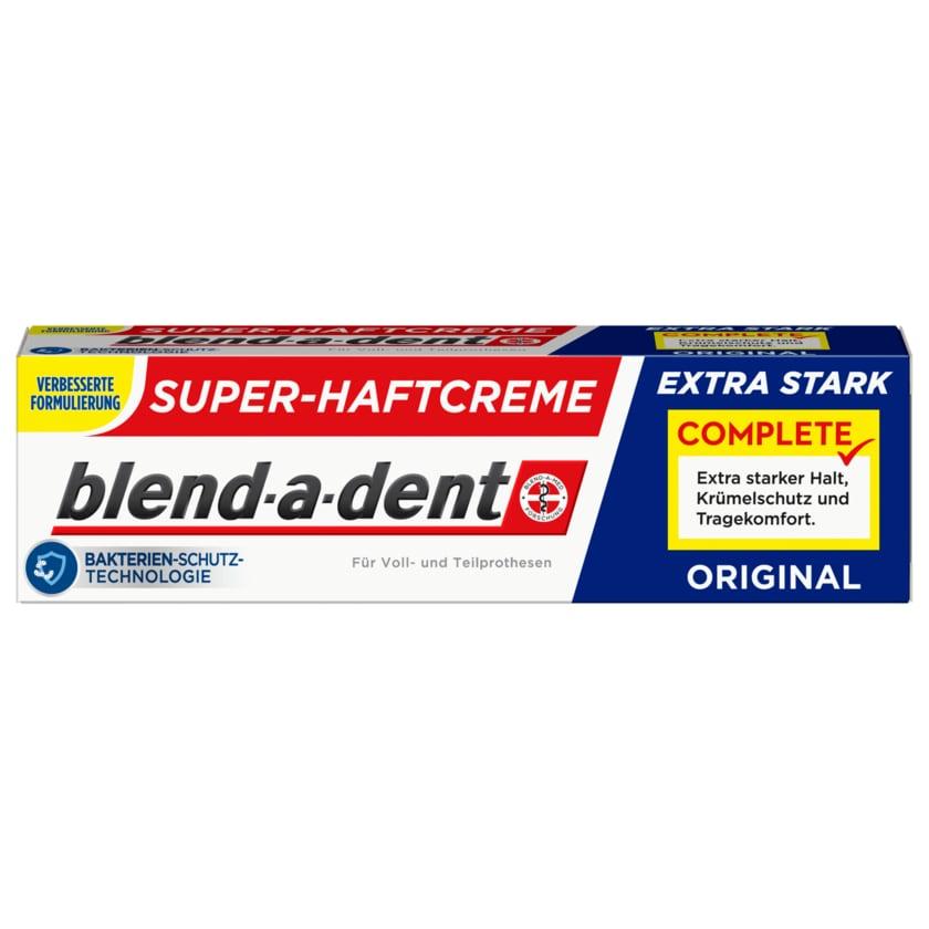 Blend-a-dent Super-Haftcreme extra stark 47g