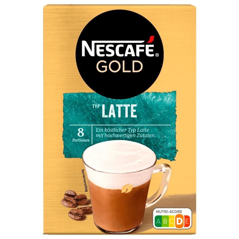 Nescafé Gold Typ Latte 144g