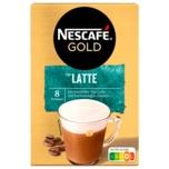 Nescafé Gold Typ Latte 8x18g