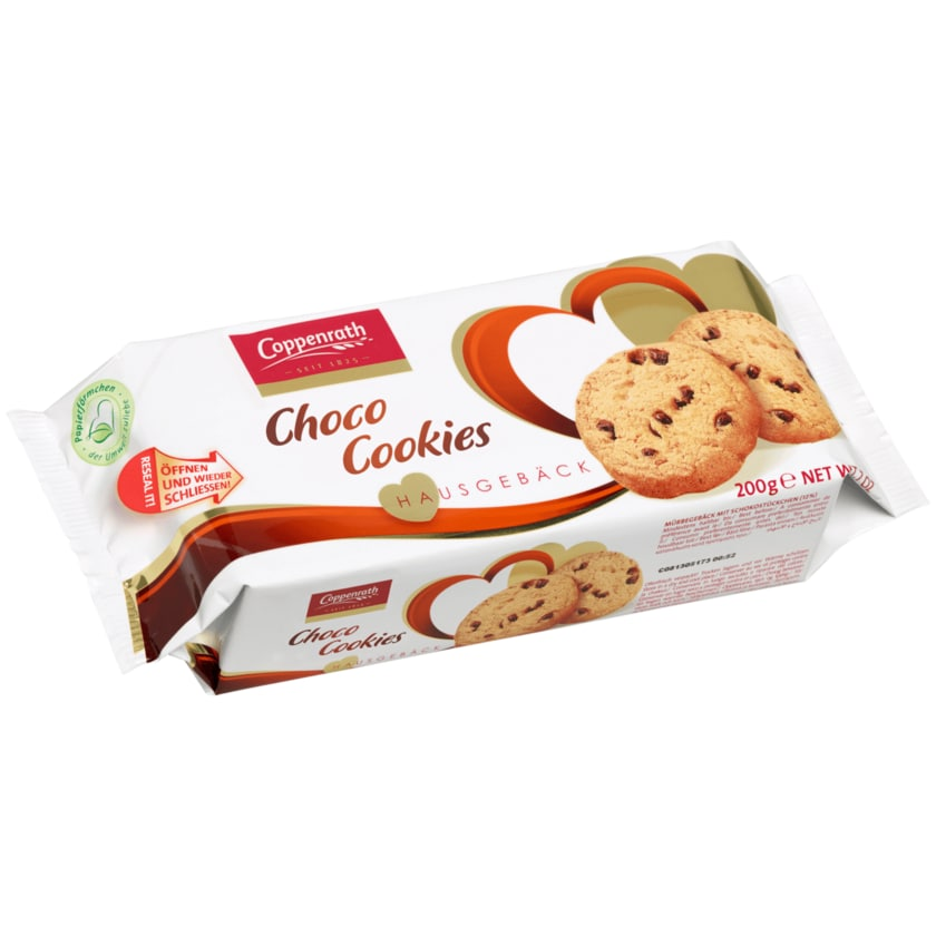Coppenrath Choco Cookies 200g
