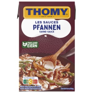 Thomy Les Sauces Pfannen Sahne Sauce 250ml