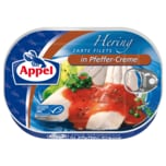Appel MSC Heringsfilets in Pfeffer-Creme 200g