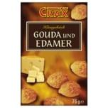 Cräx Käsegebäck Gouda und Edamer 75g