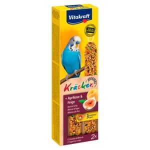 Vitakraft Kräcker Aprikose-Feige Sittich 2 Stück