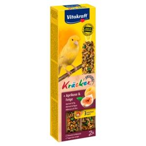 Vitakraft Kräcker Aprikose-Feige Kanarien 2 Stück
