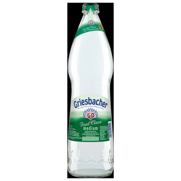Griesbacher FirstClass Medium 0,75l