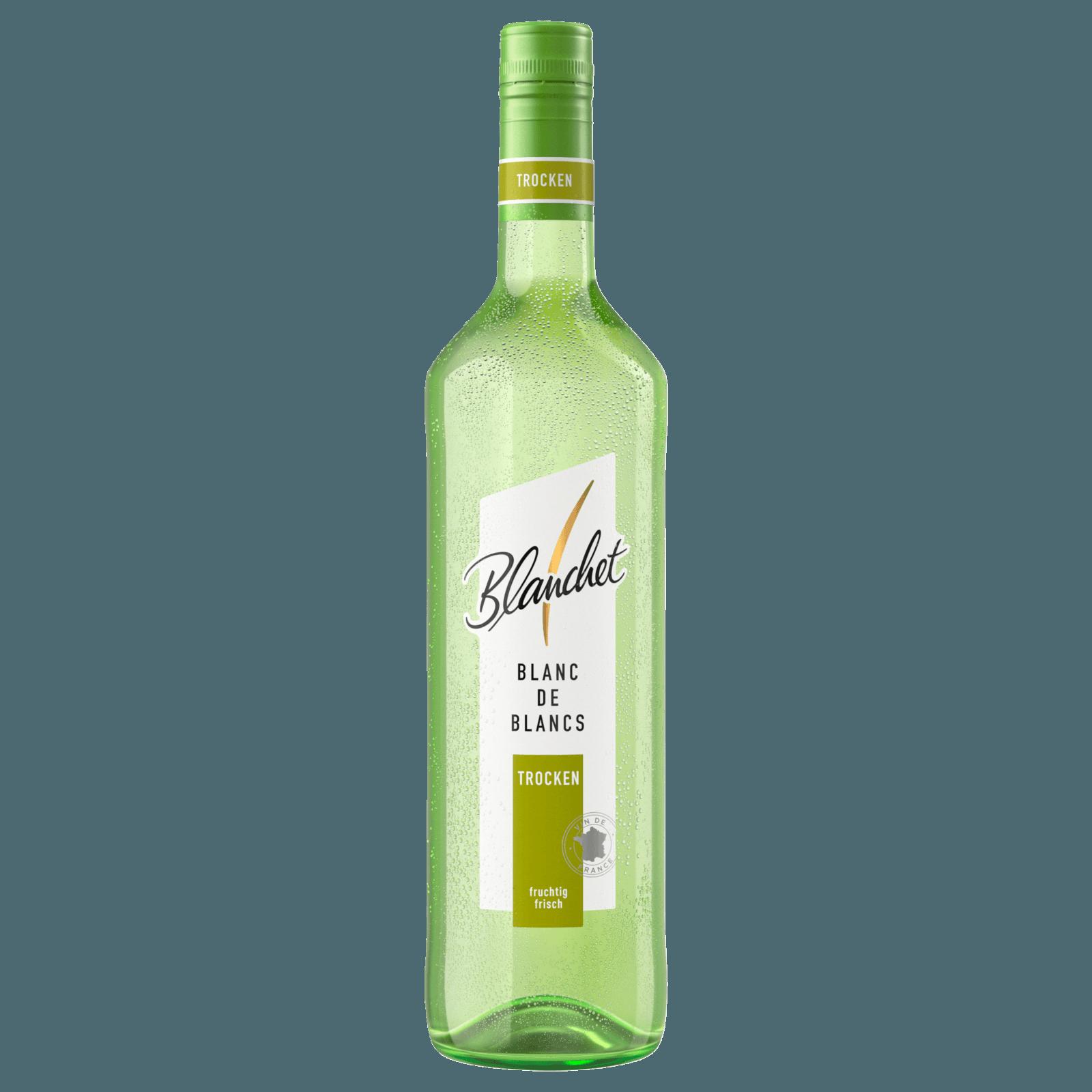Blanchet Blanc de Blancs trocken 0,75l