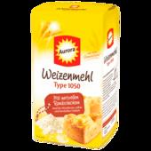 Aurora Weizenmehl Type 1050 1kg