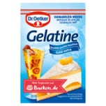 Dr. Oetker Gelatine gemahlen weiß 3 Stück