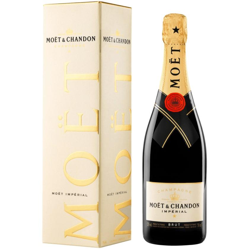 Moët & Chandon Champagner 0,75l