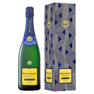 Heidsieck & Co. Champagne Monopole Blue Top 0,75l